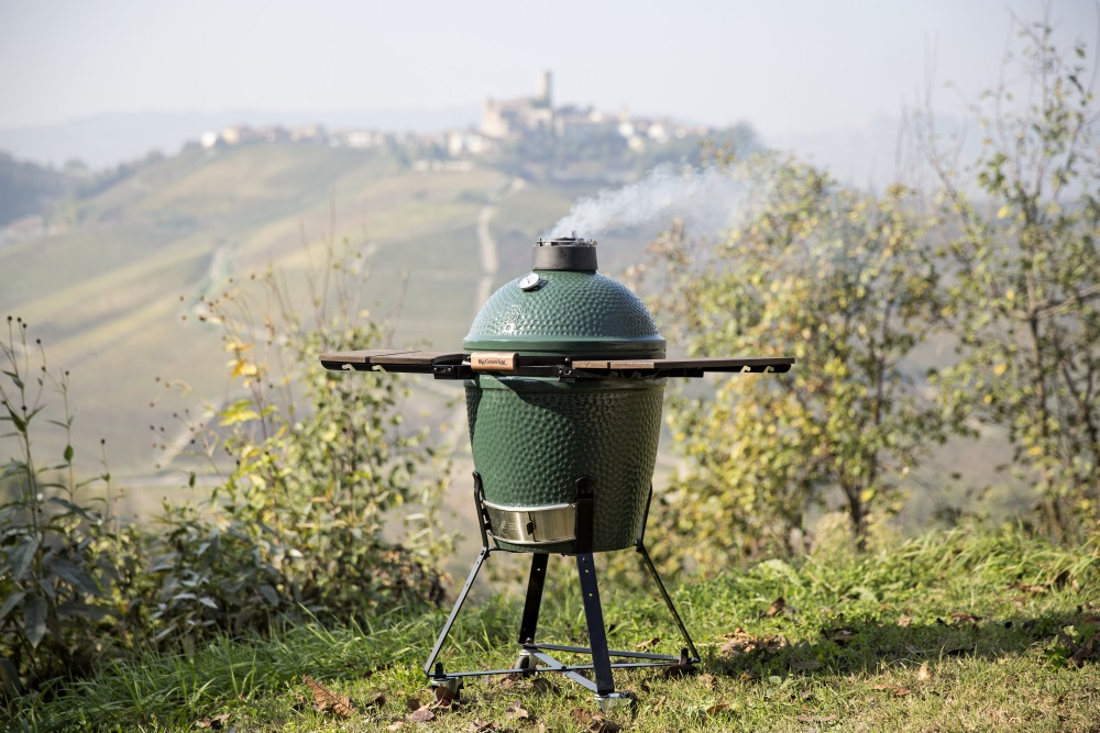 Outdoor Küche Kamado Joe : Big green egg u2013 large glutsbrothers.de
